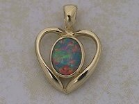opal pendants and necklaces - click here!